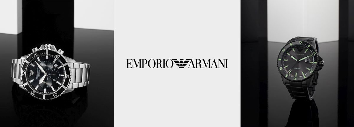 EMPORIO ARMANI ΡΟΛΟΓΙΑ