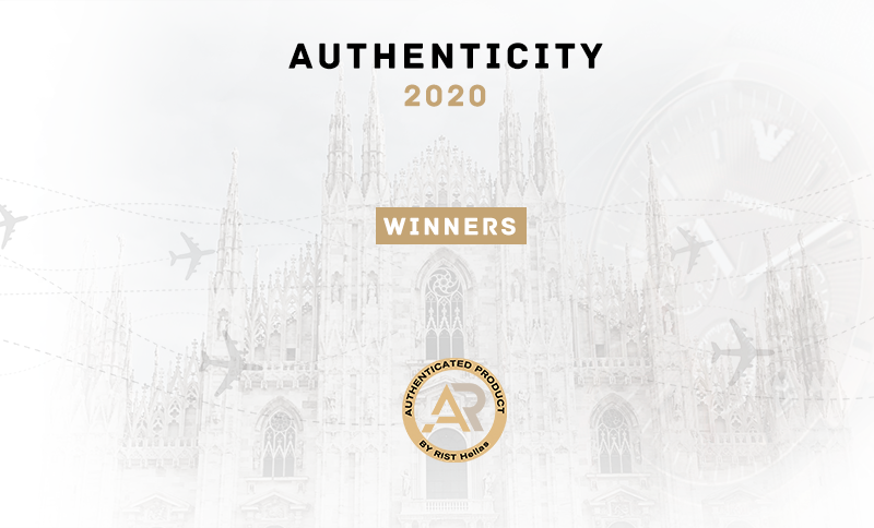 Authenticity Program - Winners 2020