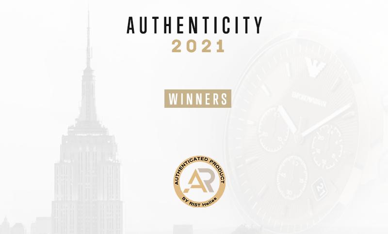 Authenticity Program - Winners 2021